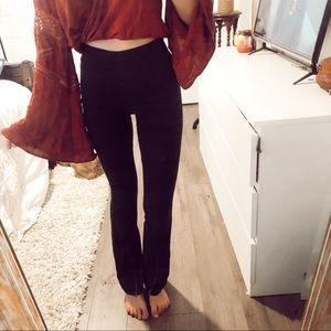 Stone Cold Fox Size 0 High Rise Black Pants